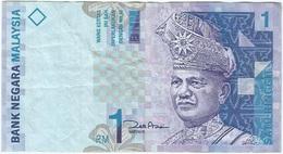 Malasia - Malaysia 1 Ringgit 1998 Pk 39 B.1 Firma Zeti Akhtar Aziz Ref 5 - Malasia