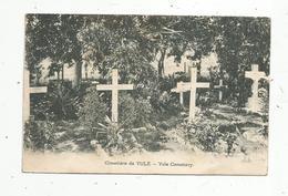 Cp, PAPOUASIE-NOUVELLE GUINEE ,cimetière De YULE , Yule Cemetery,missionnaires Du Sacré Coeur D'ISSOUDUN - Papoea-Nieuw-Guinea