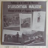 LP/ Gérard Leser Et Eugène Maegey - D'Luschtiga Malker. Folklore De La Vallée De Munster - World Music