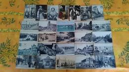 - 27 CPA / CPSM ANIMÉES Du CALVADOS (FRANCE / Département 14) - - 5 - 99 Cartes