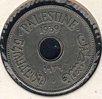 Palästina, 10 Mils 1939 - Coins