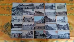 - 25 CPA / CPSM ANIMÉES Du CALVADOS (FRANCE / Département 14) - - 5 - 99 Cartes