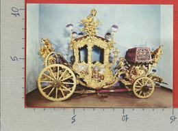 CARTOLINA NV GERMANIA - DEUTSCHES MUSEUM MUNCHEN - Prunkwagen Landverkehr Ludwigs II 1878 - 10 X 15 - Altri