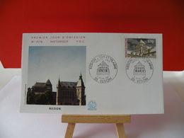 Redon - 35 Redon - 7.3.1987 FDC 1er Jour - Coté 1,80€ - 1980-1989