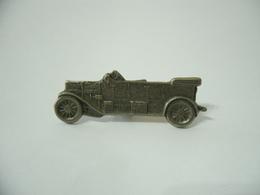 ALFA ROMEO HP 1910 VECCHIO GADGET SPILLA DISTINTIVO BADGE IN METALLO VINTAGE. - Alfa Romeo
