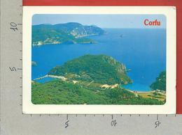 CARTOLINA NV GRECIA - CORFU - Panorama - 12 X 17 - Grecia