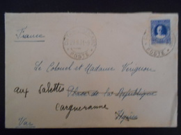 Vatican Lettre De 1931 Pour Hyeres - Lettres & Documents