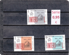 Sudan  -  Serie Completa Nueva**  - 4/1940 - Sudan (1954-...)
