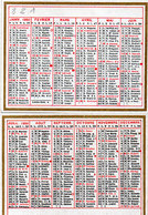 Calendrier 1950 - Rehaussé Or (112698) - Calendriers