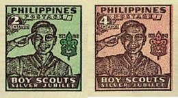 Ref. 18923 * NEW *  - PHILIPPINES . 1948. 25th ANNIVERSARY OF THE SCOUTS. 25 ANIVERSARIO DEL ESCULTISMO - Filipinas