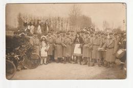 CARTE PHOTO - SOLDATS RUSSES - Guerre 1939-45