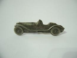 ALFA ROMEO SPORT 1929 VECCHIO GADGET SPILLA DISTINTIVO BADGE IN METALLO VINTAGE. - Alfa Romeo