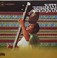 LP/ Ravi Shankar - The Genius Of Ravi Shankar - Wereldmuziek