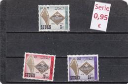 Sudan  -  Serie Completa Nueva**  - 4/1961 - Sudan (1954-...)