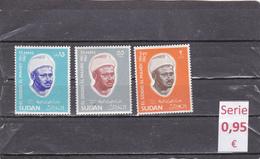 Sudan  -  Serie Completa Nueva**  - 4/1963 - Sudan (1954-...)