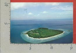 CARTOLINA VG MALDIVE - Male North Atoli - Villingili Resort - 10 X 15 - ANN. 1982 - Maldive