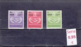 Sudan  -  Serie Completa Nueva**  - 4/1964 - Sudan (1954-...)