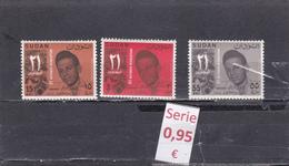 Sudan  -  Serie Completa Nueva**  - 4/1965 - Sudan (1954-...)