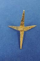 Pièce De Fer Utilisée Pour Blesser Les Chevaux. WWI 14-18 - 1914-18