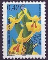 """FR Préo YT 249 """" Orchidées 0.42€ """" 2005 Neuf** - Precancels"""