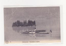 Brienzersee Dampfboot Jungfrau - BE Berne