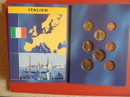 ITALIE UNC 2002 SERIE COMPLETE - Italy