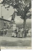 Dombasle-sur-Meurthe-Place De La Liberté-Monument Commémoratif Et Arbre De La Liberté Planté En 1848 - France