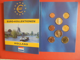 PAYS-BAS UNC 2003 SERIE COMPLETE - Netherlands
