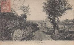 Maurecourt : Sortie Du Village - Maurecourt