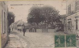 Maurecourt : Rue De La Mairie - Maurecourt