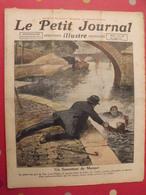 Le Petit Journal Illustré 10 Juillet 1921. Leullier Général Gouraud Attentat Boxe Carpentier Dempsey Cyclecar - Livres, BD, Revues