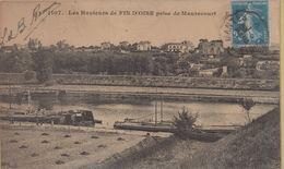 Maurecourt : Les Hauteurs De Fin D'Oise Prise De Maurecourt - Maurecourt