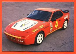 CPM Courses Circuit Solly Azar Porsche Cup 88 - Porsche 944 - 2 Scans - Motorsport