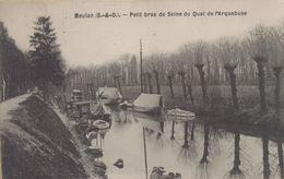 Medan : Petit Bras De Seine Du Quai De L'Arquebuse - Medan