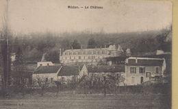 Medan : Le Château - Medan