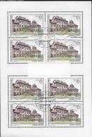 CECOSLOVACCHIA - CASTELLO TROJO - FOGLIETTO USATO (YVERT 2925 - MICHEL 3126) - Blocchi & Foglietti
