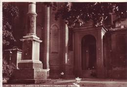 Bologna - Chiesa San Domenico - Ingresso Laterale -  Viaggiata - Bologna