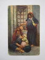 Eastern Types - Postcards