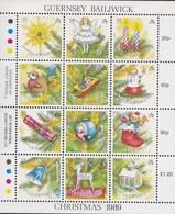 Guernsey - Weihnachten: Christbaumschmuck - MNH - M Zd 470-481 - Guernsey