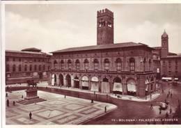 Bologna -palazzo Del Podesta' -  Viaggiata - Bologna