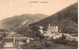 30.CHA - LE CHAMBON , Vue Générale - Other Municipalities