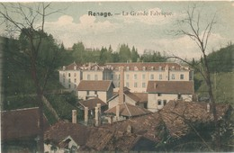 CPA - France - (38) Isère - Renage - La Grande Fabrique - Renage