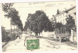 Carte Postale Ancienne 1916 - Domremy à Greux Editeur Paul Testard - Domremy La Pucelle
