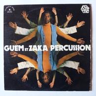 LP/ Guem Et Zaka Percussion - World Music