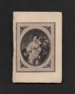 Petit Calendrier De Poche .1911 . CHOCOLAT MOREUIL . Paris . - Calendars