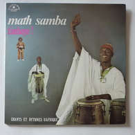 LP/ Math Samba - Timboyo ! Chants Et Rythmes D'Afrique - World Music
