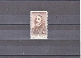 TCHECOSLOVAQUIE 1957 COMENIUS Yvert 899 NEUF** MNH - Tchécoslovaquie