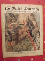 Le Petit Journal Illustré 9 Octobre 1921. Pompiers Incendie Printemps Coupe Deutsch Kirsch Mary Pickford Fairbanks - Bücher, Zeitschriften, Comics