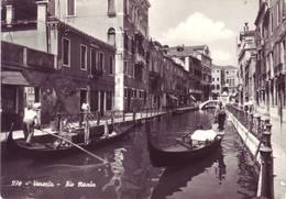 Venezia - Rio Marin -  Viaggiata - Venezia