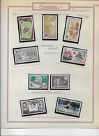 Monaco - Collection Vendue Page Par Page - Timbres Neufs ** Sans Charnière - TB - Collections, Lots & Séries